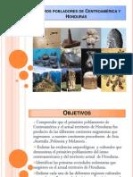 Primeros Pobladores Del Istmo Centroamericano y El Actual