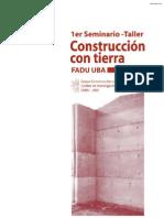 Construcción con Tierra nº0
