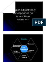 Modelos teóricos educativos para eaula