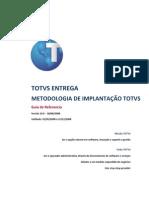MIT001 - Metodologia de Implantação TOTVS