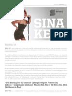 Presskit Sina Key Spirit