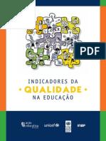 indicadores de qualidade na educação portal mec
