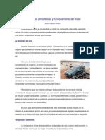 Condiciones atmosféricas y funcionamiento del motor