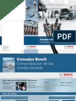 Sondas Lambda Bosch