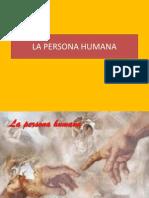 La persona humana 01-antropología bíblica