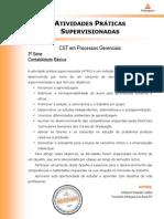 2013 1 CST Processos Gerenciais 3 Contabilidade Basica