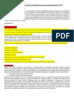 Escuela Del Humanismo,La Gestal,Modelo Sistemico,Psicologia Conitiva