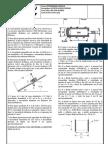 Lista de exercicios de estática dos fluidos