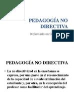 Pedagogia No Directiva 2