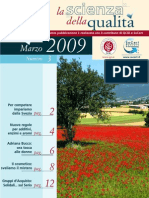 La Scienza Della Qualità Marzo 09