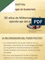 Marco Conceptual Sociologia de Guatemala
