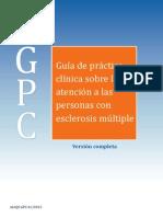 Gpc Esclerosis Multiple Aiaqs2012es Completa