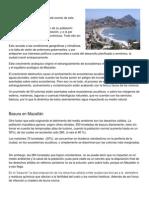 Problemas de Mazatlán, Basura en Mazatlan y Contaminacion Automotriz 1