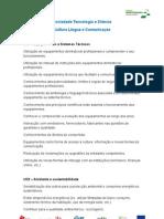 Lista de Competências Do Referencial 97_2003