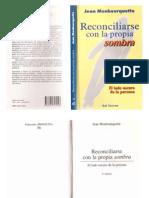 Reconciliarse Con La Propia Sonbra, Jean Monbourquette