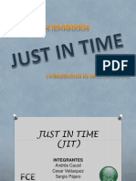 Just in Time - Grupo 01