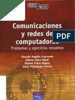 Comunicaciones y redes de computadores, problemas y ejercicios resueltos
