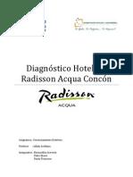Diagnóstico Hotelero