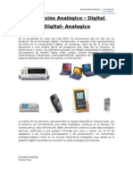 Trabajo Conversion Ad - Da y Sistemas Numericos