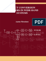 Direct Conversion Receivers in Wide Band Systems