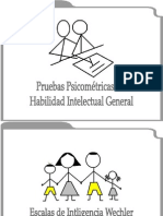 Técnicas Psicométricas - Unidad III Psicología
