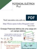 12-Energia Potencial Elétrica