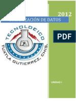 4to Organizacion de Datos Unidad I