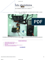 Fuente Para Lab-dc_dc 12V a 18V-J.R