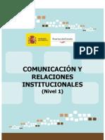 Comunicacion y Relac. Institucionales (1)