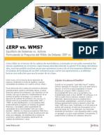 ERP vs. WMS