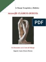 Manual Masaje Sueco