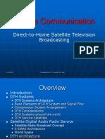 Satellite Communication-DTH