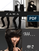 Zara's Presentation Slide