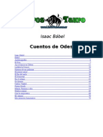 Babel, Isaac - Cuentos de Odesa