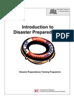 Disaster Preparedness Training Manual All