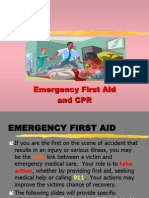 Firstaid Cpr Training