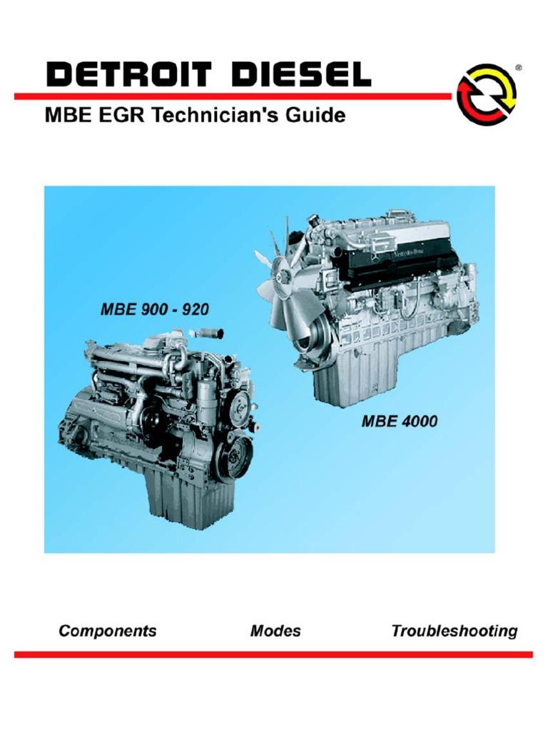 Mbe 4000 Sensor Diagram - Wiring Diagram Page