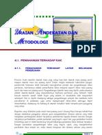 Bab 4-Uraian Pendekatan Dan Metodologi