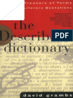 21b500799e7 The Complete Rhyming Dictionary