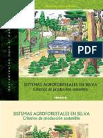 Sistema Agroforestales en Selva