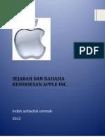 15 Sejarah Dan Rahasia Kesuksesan Apple Inc