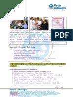 05 Profile - Harsha Technologies