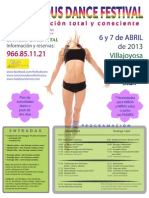 Cartel Vertical Cdf 2013 Do Sdi As