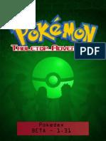 (PTU) Pokemon RPG Pokedex