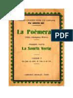 Langue Française Poésies La Poèmeraie Extraits Cahiers 5