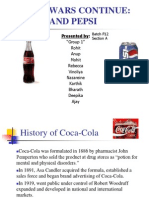 The Cola War