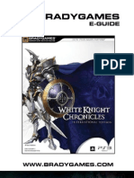 White Knight Chronicles Guide