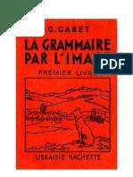 Langue Française Grammaire Française par l'Image 1 Cours Elémentaire