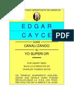 127007171 Henry Reed Edgar Cayce Sobre Canalizando Su Yo Superior PDF