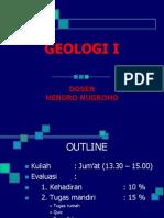 1. PENDAHULUAN GEOLOGI